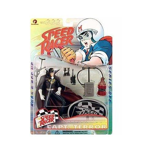 Speed Racer Series 1 > Captain Terror Action (Japanese Speed Racer)