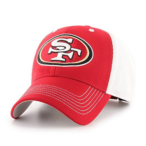 (NFL San Francisco 49ers NFL Sling OTS All-Star Adjustable Hat, Team Color, One Size)