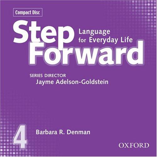 Step Forward 4 Class CDs  (3)