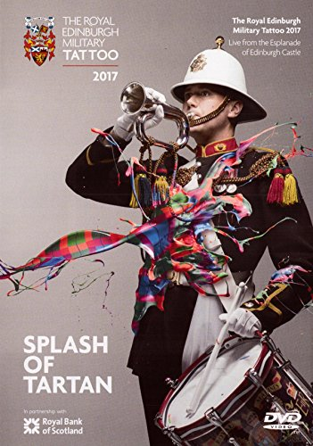 Royal Edinburgh Military Tattoo 2017 Splash of Tartan | NON-USA Format | PAL | Region 4 Import - Australia
