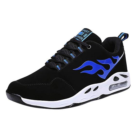 ZARLLE_Zapatos Zapatos para Hombre Hombre Deportivos Casuales Zapatillas Running Hombre Auriculares Correr en Asfalto Calzado Deportivo Hombre: Amazon.es: ...