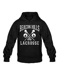 SARAH Men's Beacon Hills Lacrosse Hoodie