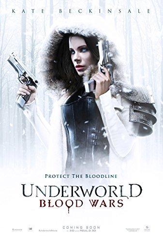 Underworld Blood Wars 11x17 Inch Promo Movie Poster