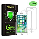 3 Pack-iPhone 6S / 6 Glass Screen Protector, CNXUS Tempered...