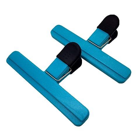 BESTONZON 2 Unids Clips para Bolsas de plástico Clips Bolsas ...