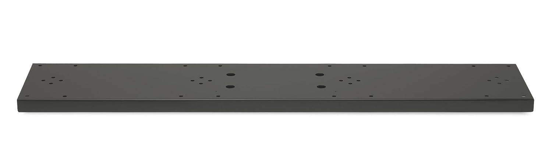 Architectural Mailboxes Quad Spreader Plate Black