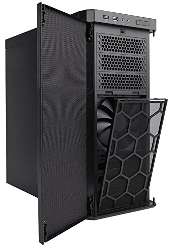 Corsair Carbide Series 330R Blackout Edition Ultra-Silent Mid-Tower Case Cases by Corsair (Image #4)