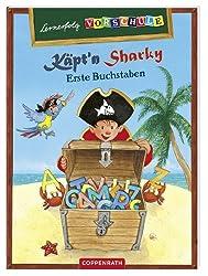 Lernerfolg Vorschule: Käpt'n Sharky - Erste Buchstaben: (Verkaufseinheit)