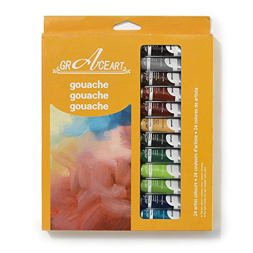 Grace Art Gouache Paint Set