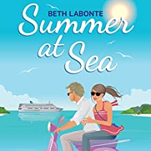 Summer at Sea Audiobook by Beth Labonte Narrated by Erin Spencer
