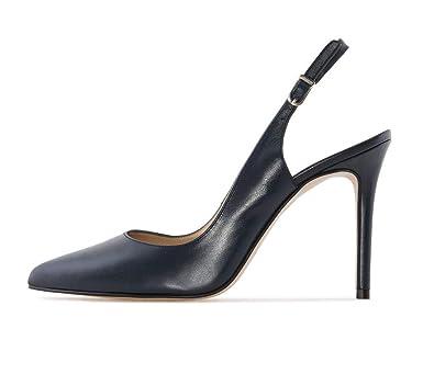 best website cc607 e9cb4 Amazon.com   Eldof Women High Heels Pumps   Pointed Toe ...