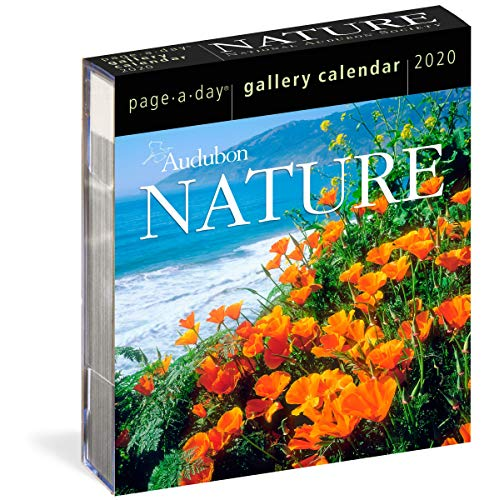 Audubon Nature Page-A-Day® Gallery Calendar 2020 ()