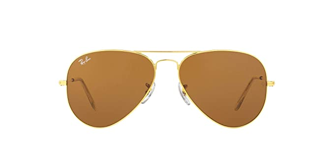 Buy Ray Ban Rb3025 Aviator Classic Unisex Sunglasses At Amazon In