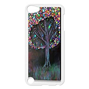 Unique Phone Case Pattern 18Love Tree Pattern- FOR Ipod Touch 5
