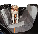 Kurgo Pinnacle Waterproof Dog Car Hammock and Seat Cover - Lifetime Warranty