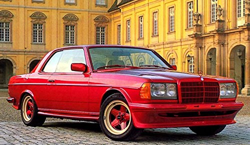 Amazon Com 1987 Mercedes Benz Amg 280ce W123 Factory Photo