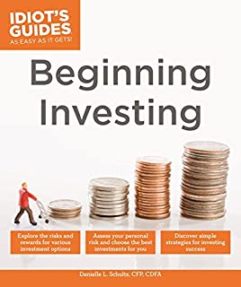 Book Cover: Idiot's Guides: Beginning Investing