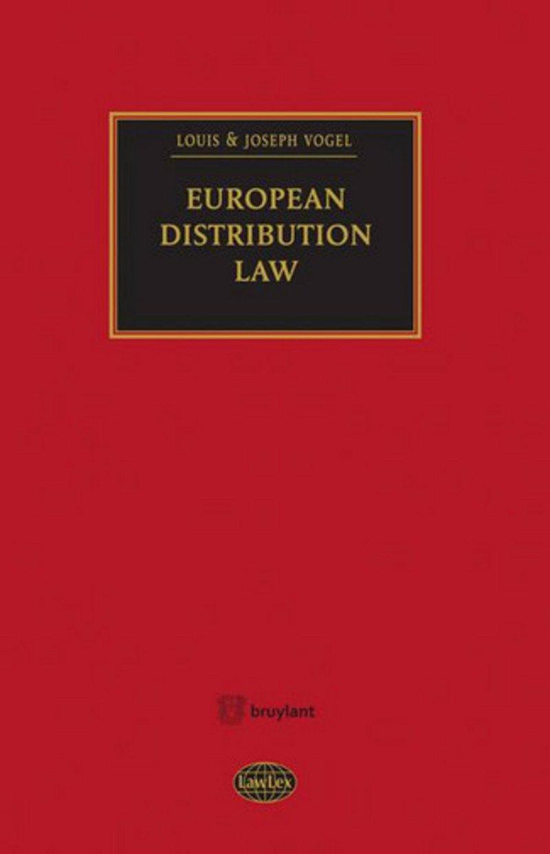 Download European Distribution Law (Lawlex) PDF