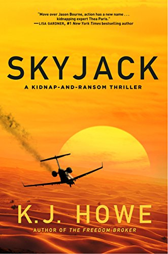 Skyjack by K.J. Howe ebook deal