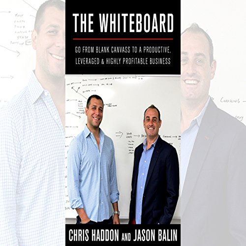 The Whiteboard: Go from Blank Canvas to a Productive, Leveraged and Highly-Profitable Business by Capitol Area Properties, LLC