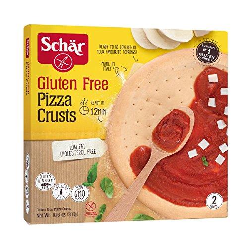 Schar Gluten Free Pizza Crusts, 10.6 Ounce ()