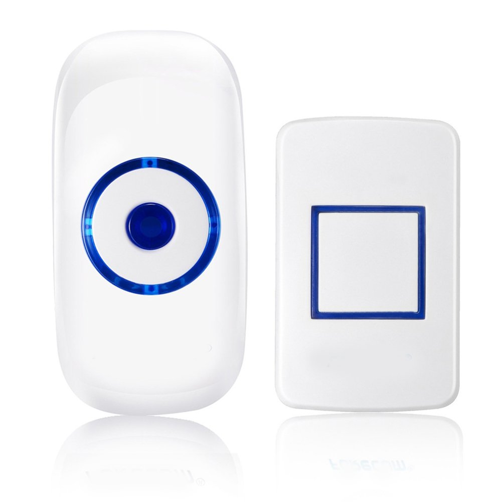 Wireless Entry Home Door Window Burglar Alarm With 10 PCS Safety Security ALARM System Magnetic Sensor (A)