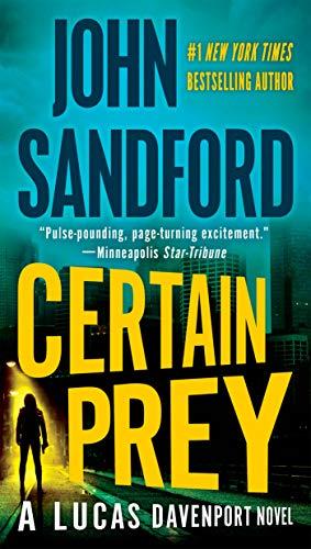 Certain Prey (The Prey Series Book 10)