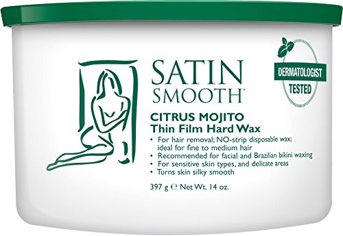 SATIN SMOOTH Citrus Mojito Thin Film Hard Wax