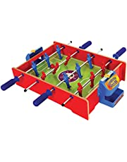 Ahşap Masa Maçı Oyunu(Langırt Masası)