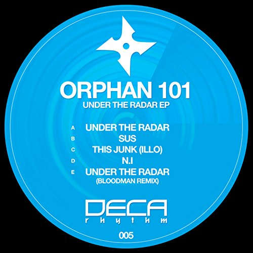 Bloodman And Orphan101 Super Conductor Ep