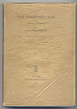 THE DIAMOND LENS And Other Stories.