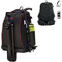 CADeN DSLR Camera Backpack Travel Waterproof Anti Theft...