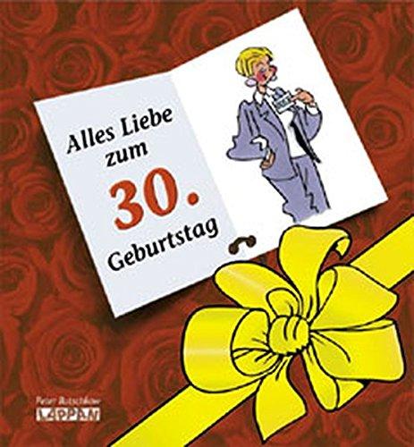 Herzlichen Glückwunsch zum 30. Geburtstag (Frauen) (Viel-Spass-Bücher)