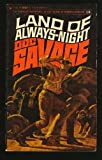 img - for Land of Always-Night (Doc Savage No. 13) book / textbook / text book