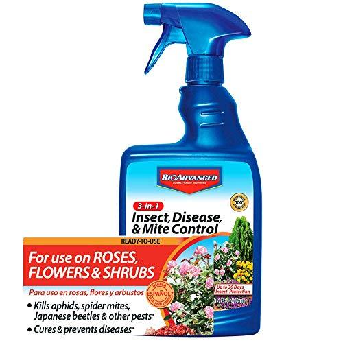 BioAdvanced 701290B Insecticide Fungicide