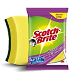 Scotch Brite Green Nylon Scrub Sponge