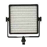Nanguang CN 600SD High CRI Ra95 600 LED Bi Color Studio Light LED Light Panel