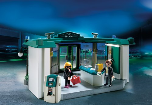 PLAYMOBIL® Bank with Safe by PLAYMOBIL® (Image #3)