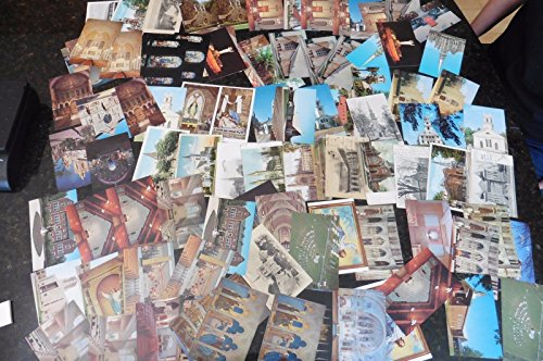 100+ LOT of Vintage Post cards United States & Canada Churches 1900-1960s (CH3)