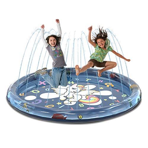 🥇 Splash Pad para niños pequeños