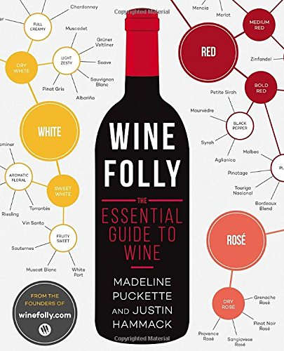 Wine Folly: The Essential Guide to Wine (Christmas Cocktail Food Party)