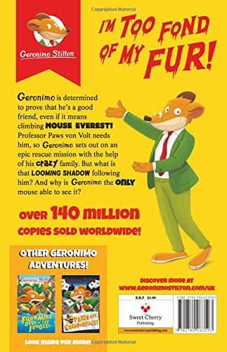 Im too fond of my fur geronimo stilton 10 book collection im too fond of my fur geronimo stilton 10 book collection series 1 amazon geronimo stilton roberto ronchi 9781782263593 books fandeluxe Gallery