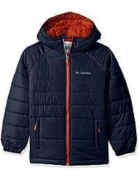 Columbia Boys' Tree Time Puffer Jacket