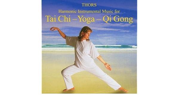 Harmonic instrumental music for Tai Chi, Yoga, Qi Gong ...
