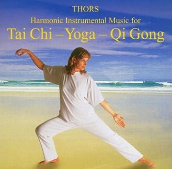 Tai Chi-Yoga-Qi Gong: Amazon.es: Música