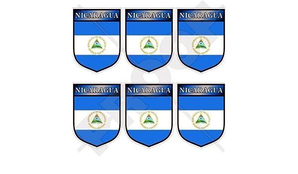 Nicaragua nicaraguense Shield América Central (40 mm 1,6