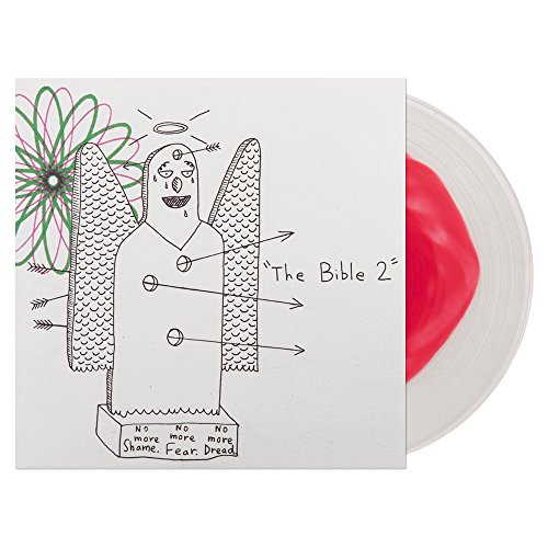 The Bible 2 Hot Pink In Clear Vinyl