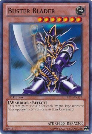 Yu-Gi-Oh! - Buster Blader  - Battle Pack: Epic Dawn - 1st Edition - Common