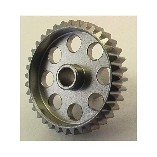 Hot Racing HAG836 36 Tooth 48 Pitch Hard Aluminum Pinion Gear ()