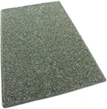 Cheap 12'x15′ Sage Leaf 30 oz Durable Cut Pile Area Rug. Multiple sizes and shapes to choose from.